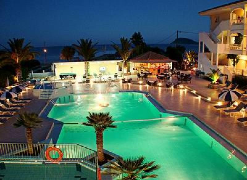 Foto Hotel Poseidon Beach In Laganas Zakynthos